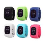 Детские часы с GPS Q50 OLED