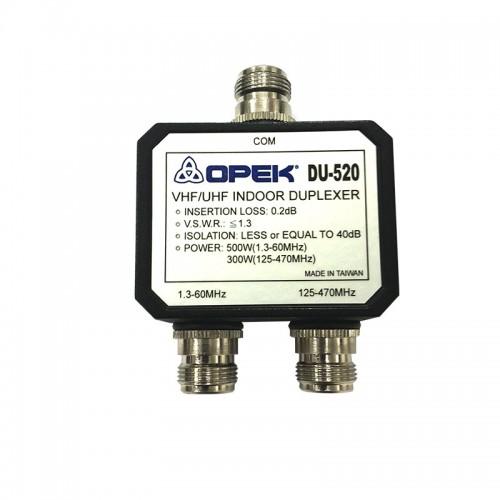 Дуплексер OPEK DU-520A HF (1.3-60 Мгц)/UHF (125-470 Мгц)