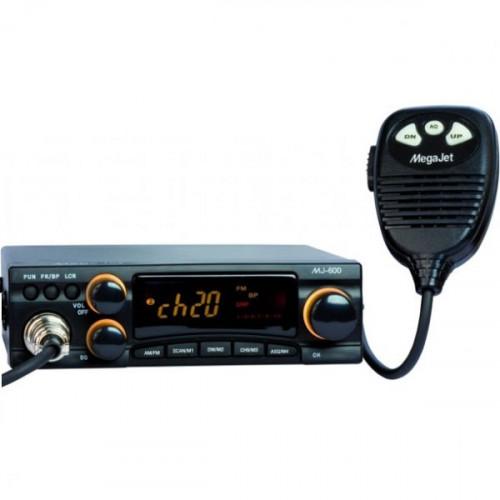 Автомобильная радиостанция MEGAJET MJ-600  киров