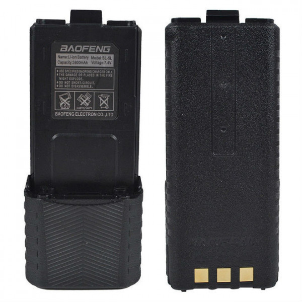 Аккумулятор BaoFeng UV-5R 3800 мАч