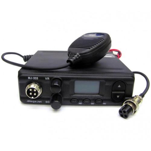 Автомобильная радиостанция MEGAJET MJ-333 TURBO  киров