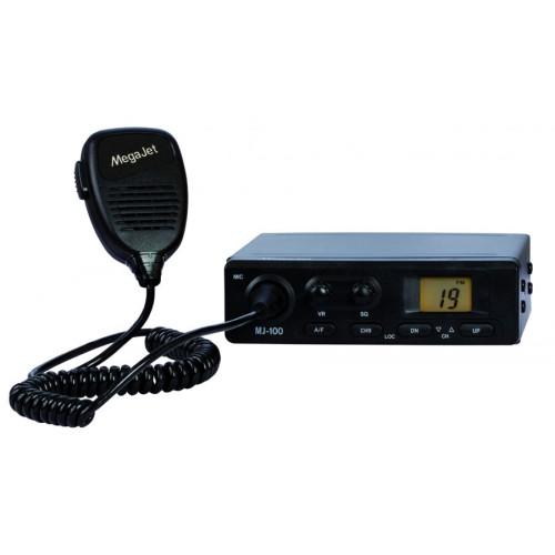 Автомобильная радиостанция MEGAJET MJ-100  киров