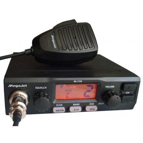Автомобильная радиостанция MEGAJET MJ-150 киров