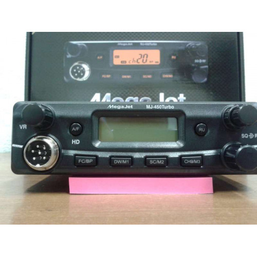 Автомобильная радиостанция MEGAJET MJ-450 TURBO  киров
