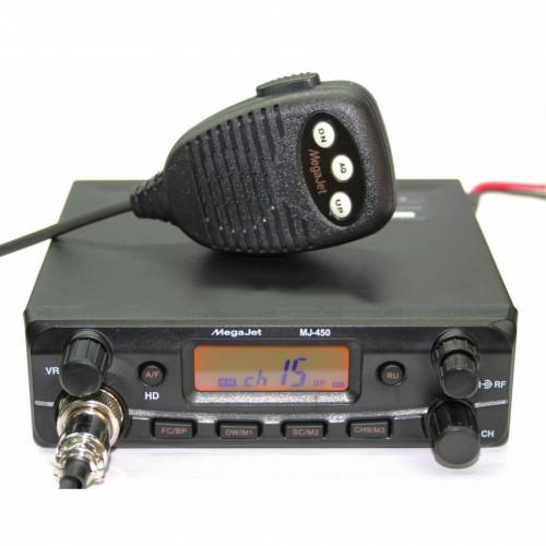 Автомобильная радиостанция MEGAJET MJ-450  киров