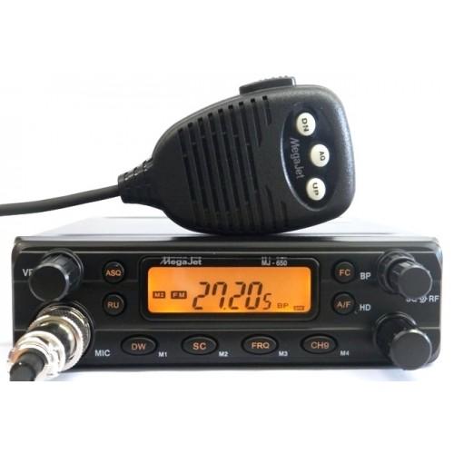 Автомобильная радиостанция MEGAJET MJ-650   киров