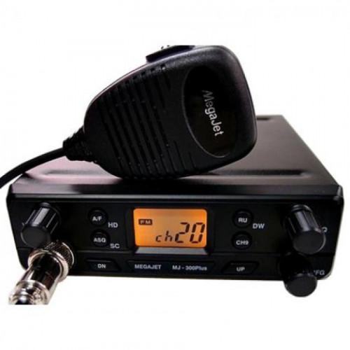 Автомобильная радиостанция MEGAJET MJ-350 TURBO  киров