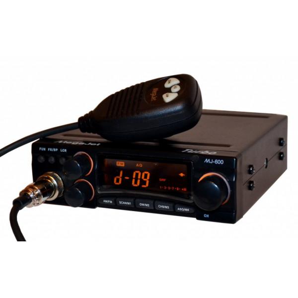 Автомобильная радиостанция MEGAJET MJ-600 TURBO  киров