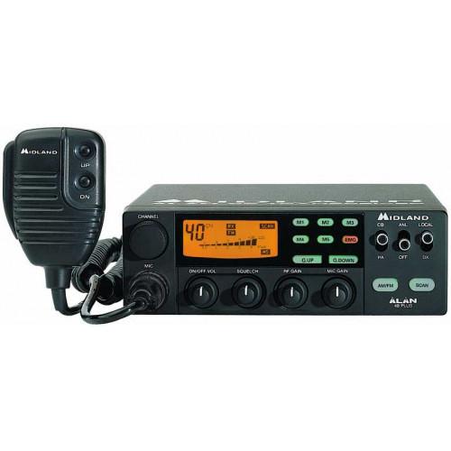 Автомобильная радиостанция Alan 48+  киров