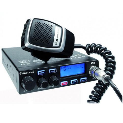 Автомобильная радиостанция Alan 278 A SQ  киров