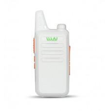 Рация WLN KD-C1 белая