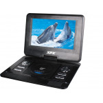 Портативный телевизор с DVD плеером и DVB-T2 тюнером XPX EA-1048D