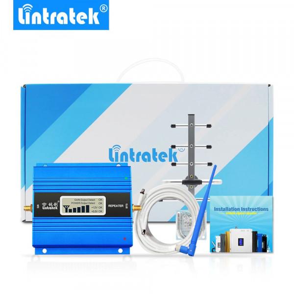 Усилитель сотовой связи (репитер) Lintratek KW13A GSM 900
