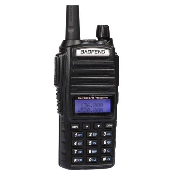 Baofeng UV-82HX 8W портативная радиостанция