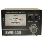 SWR-430 Optim измеритель КСВ и мощности