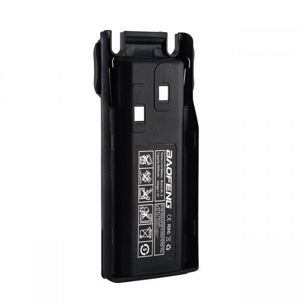Аккумулятор для рации Baofeng UV-82 BL-8 7.4 B 2800 мАч