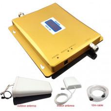 Усилитель сотовой связи / репитер GSM/DCS - 900/1800 КОМПЛЕКТ