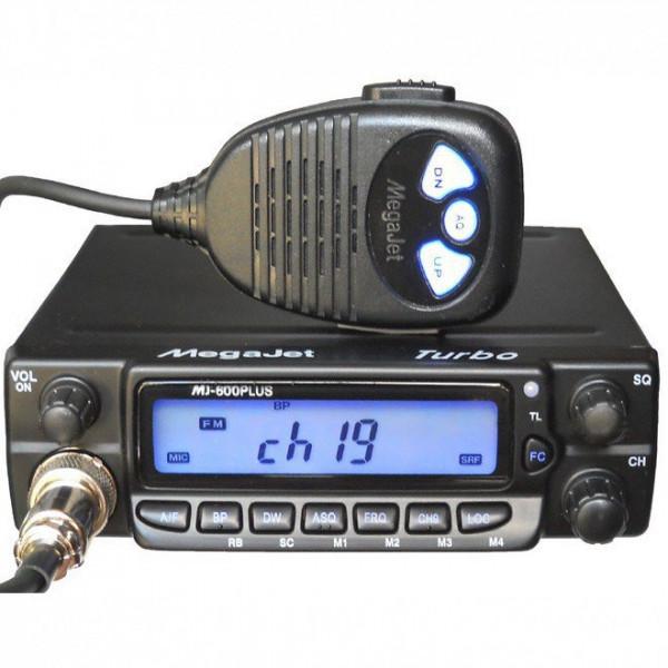 Автомобильная радиостанция MEGAJET MJ-600 PLUS TURBO  киров