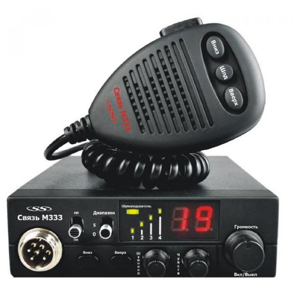 Связь М333 автомобильная радиостанция