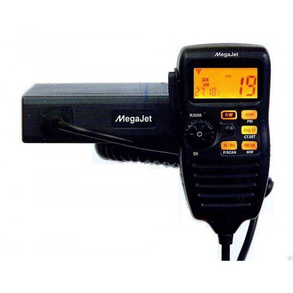 Автомобильная радиостанция MegaJet MJ-555K  киров
