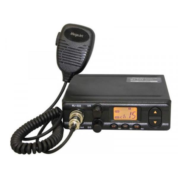 Автомобильная радиостанция MEGAJET 333  киров