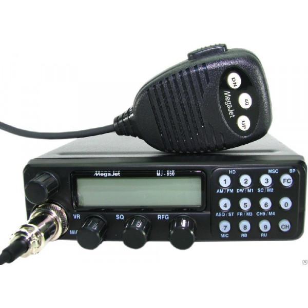 Автомобильная радиостанция MEGAJET MJ-850  киров