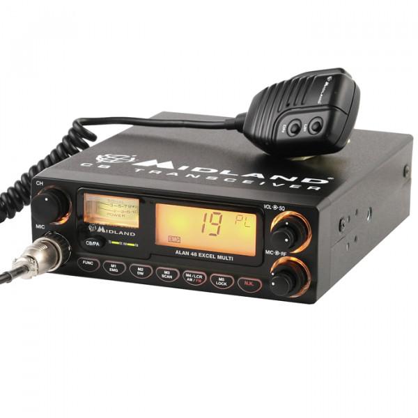 Автомобильная радиостанция Alan 48 EXEL  киров