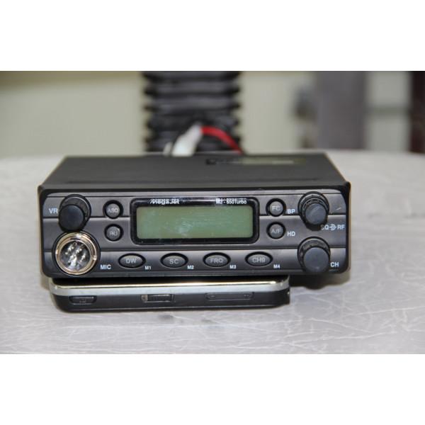 Автомобильная радиостанция MEGAJET MJ-650 Turbo  киров