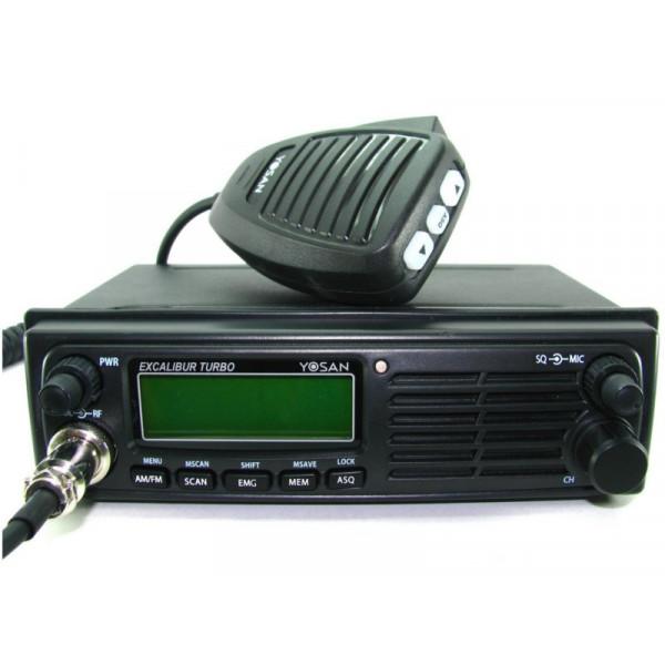 Автомобильная радиостанция YOSAN EXCALIBUR TURBO  киров